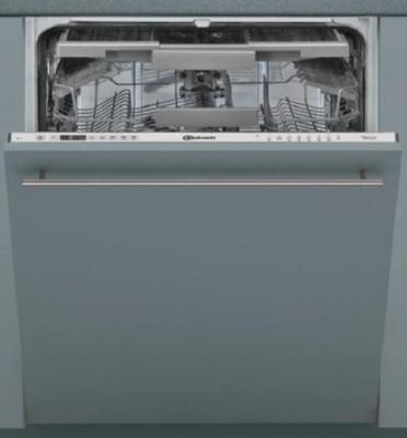 מדיח כלים אינטגרלי 14 מערכות כלים 8 תוכניות צבע נירוסטה תוצרת Bauknecht דגם BIC 3C26 PF
