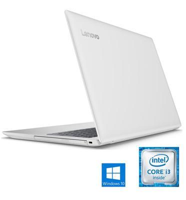 """מחשב נייד 15.6"""" זיכרון 8GB DDR4 מעבד Intel Core I3-6006U תוצרת Lenovo דגם 320-15ISK-J4"""