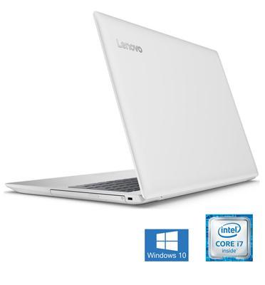"""מחשב נייד 15.6"""" זיכרון 8GB DDR4 מעבד Intel Core I7-7500U תוצרת Lenovo דגם 320-15KB-8P"""