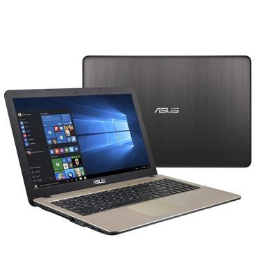 """מחשב נייד """"15.6 4GB מעבד Intel® Core™ i3-6006U תוצרת ASUS דגם X541UA-GO1381T"""