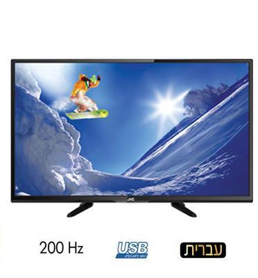 """טלויזיה """"32 LED  TV החלקת תמונה 200Hz תוצרת JVC דגם LT32N355"""