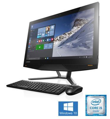 """מחשב נייח """"AIO 8GB 23.8 מעבד Intel® Core™ i5-7400T תוצרת Lenovo דגם 520-24IKL-7M"""