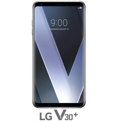 סמארטפון זכרון 128GB מצלמה אחורית כפולה 13MP+16MP מבית LG דגם LG V30 Plus H930G