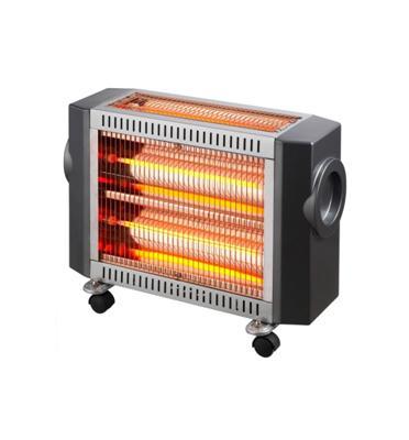 תנור חימום 2+2 פתח עליון 2000W דגם 978-HEM מבית המילטון
