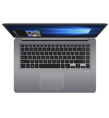 """מחשב נייד """"15.6 8GB מעבד Intel® Core™ i5-8250U תוצרת ASUS דגם X510UA-BR517T"""