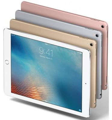 "אייפד ""10.5 iPad Pro Wi-Fi+Cellular 64GB  תוצרת Apple"
