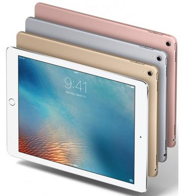 "אייפד ""10.5 iPad Pro Wi-Fi+Cellular 256GB תוצרת Apple"