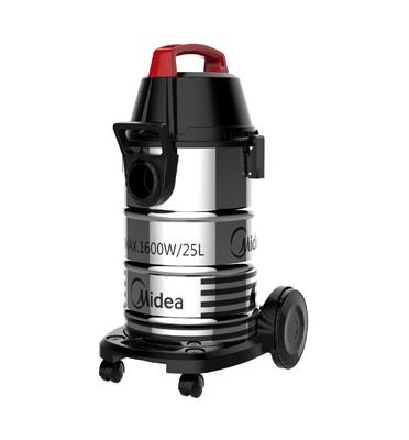 שואב אבק רטוב/יבש 25 ליטר דגם VTW25A16J תוצרת MIDEA