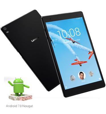 """טאבלט TAB4 מסך מגע """"10.1 זכרון 2GB מערכת הפעלה Android™ 7.1 Nougat תוצרת Lenovo דגם X304F-40"""