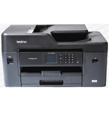 מדפסת משולבת דיו צבעונית מקצועית תוצרת BROTHER דגם MFC-J6530DW