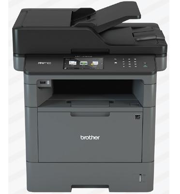 מדפסת משולבת לייזר ש/ל לעסקים תוצרת BROTHER דגם MFC-L5750DW