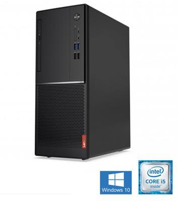 מחשב נייח מעבד i5 7400 8GB / 256GB SSD / DVDRW / Win10 תוצרת Lenovo דגם V520-15IKL-6Y