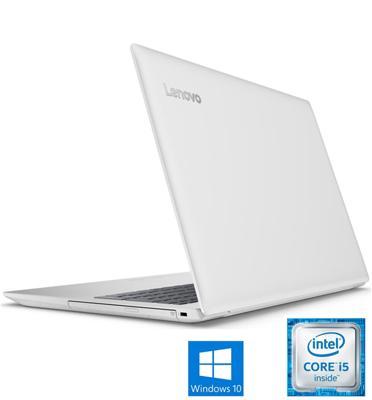 """מחשב נייד 15.6"""" זיכרון 8GB DDR4 מעבד Intel Core I5-8250U תוצרת Lenovo דגם 320-15ISK-6R"""