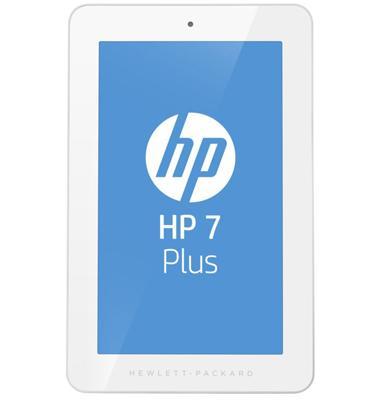 """טאבלט """"7 מעבד ARM Cortex A7 Quad Core אחסון 8GB תוצרת HP דגם HP 7 Plus 1301US"""
