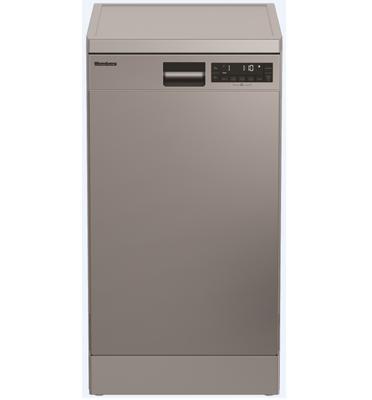 """מדיח כלים צר 45 ס""""מ ל- 10 מערכות כלים תוצרת BLOMBERG דגם GSS209P6X"""