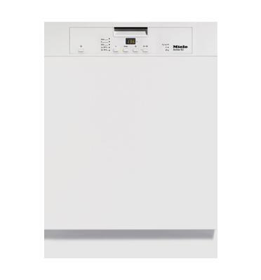 מדיח כלים שקט וחסכוני רוחב 60 פאנל לבן 14 מערכות כלים תוצרת Miele דגם G4203SC