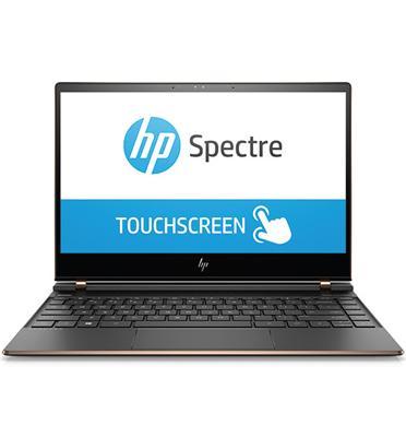 """מחשב נייד """"13.3 8GB מעבד Intel® Core™ i5-8250U תוצרת HP דגם Spectre Notebook 13-af002nj"""
