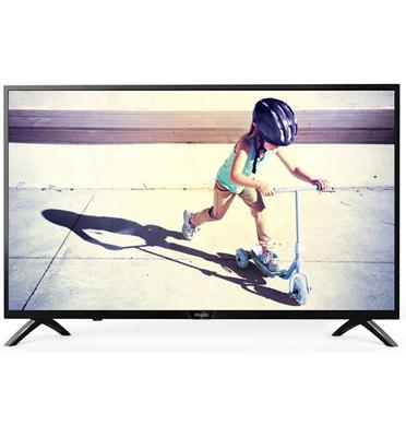 """טלויזיה """"43 Full HD Ultra Slim LED TV תוצרת PHILIPS דגם 43PFT4002"""