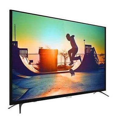 """טלויזיה """"43 4K Ultra Slim Smart LED TV תוצרת PHILIPS דגם 43PUT6002"""