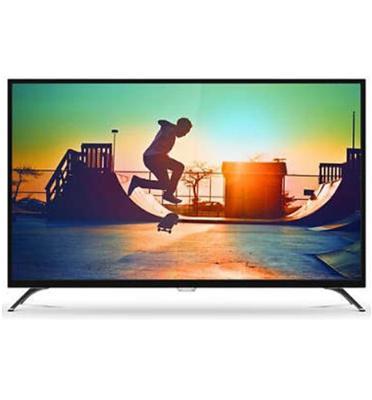 """טלויזיה """"50 4K Ultra Slim Smart LED TV תוצרת PHILIPS דגם 50PUT6002"""
