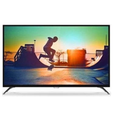 """טלויזיה """"55 4K Ultra Slim Smart LED TV תוצרת PHILIPS דגם 55PUT6002"""