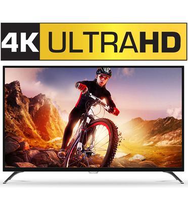 """טלויזיה """"55 4K Ultra Slim Smart LED TV תוצרת PHILIPS דגם BFL-5402"""
