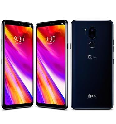 """השקה באתר!! סמארטפון 64GB מסך 6.1"""" מצלמה כפולה 16MP+8MP מכשיר הדגל תוצרת LG דגם LM-G710EM G7"""