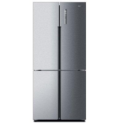 מקרר 4 דלתות No Frost גימור נירוסטה תוצרת .Haier דגם HRF457FSS