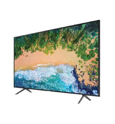 """טלויזיה """"43 4K FLAT Premium Slim SMART TV תוצרת SAMSUNG דגם 43NU7120"""