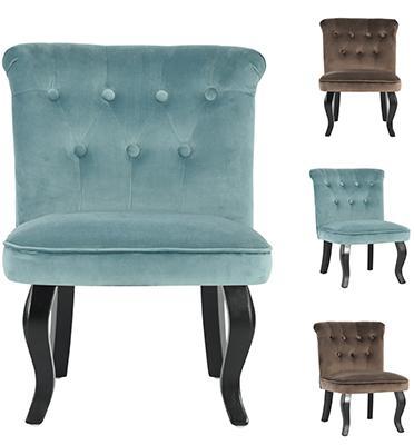 כורסא יוקרתית בסגנון עתיק שתוסיף צבע לסלון והבית מבית HOMAX דגם וורנר