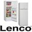 מקרר 265 ליטר תוצרת Lenco דגם LRE280V