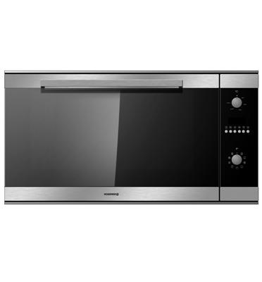 """תנור אפייה בנוי ברוחב 90 ס""""מ דור 2 בגימור נירוסטה תוצרת ROSIERES דגם RFE9163-2MIN"""