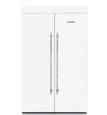 מקרר דלת ליד דלת בנפח 651 ליטר תוצרת LIEBHERR דגם SBS7212