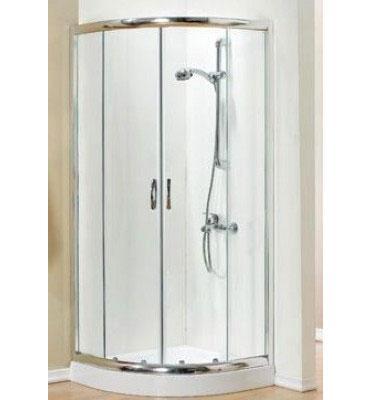 מקלחון פינתי מעוגל תוצרת חמת דגם צאלון 2