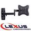 """מתקן תלייה תלת מפרקי למסכי 15""""-37"""" תוצרת LEXUS דגם LC202"""