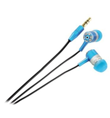 אוזניות סיליקון מעוצבות משובצות אבני חן מבית HAMA.דגם 56284