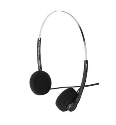 אוזניות קשת כבל באורך 1.2 מטר מבית HAMA גרמניה דגם 56225