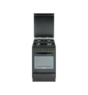 תנור משולב כיריים צר תוצרת DELONGHI דגם NDS277