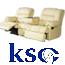 מערכת ישיבה מעור או בד לבחירה 3+2 הכוללת הדומים נשלפים דגם ksc888