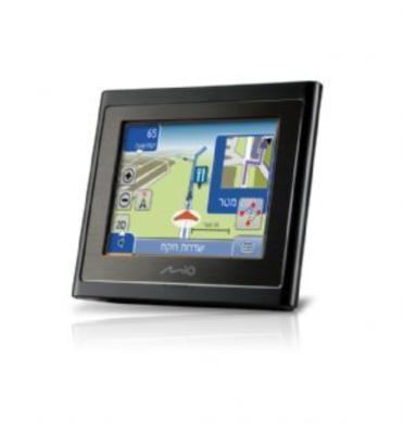 מכשיר ניווט GPS לרכב כולל תכנת Mio-Map תוצרת MIO דגם Moov 200