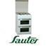 תנור משולב הלכתי דו תאי תוצרת SAUTER. בצבע לבן דגם TSD680W