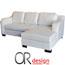 מערכת ישיבה פינתית מפנקת מדמוי עור או בד איכותי מבית Or Design דגם טוסקנה