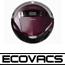 שואב רובוטי הכולל גם שואב ציקלוני ידני ECOVACS דגם D76