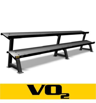 מעמד למשקולות יד - VO2 Dumbell Rack 492
