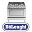 """תנור משולב כיריים מפואר ברוחב 90 ס""""מ DELONGHI דגם NDS977"""