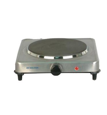 פלטת בישול יחיד מנירוסטה מבית HEMILTON דגם HEM-261