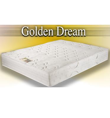 מזרן זוגי HOLLANDIA LATEX 140/190 מבית הולנדיה דגם Golden Dream