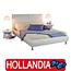 מיטה זוגית מתכווננת GRAVITY ZERO בעיצוב אלגנטי קלאסי תוצרת הולנדיה דגם PIPE