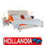 מיטה זוגית 2 יחידות מתכווננות GRAVITY ZERO מסגרת בעיצוב אלגנטי מבית הולנדיה דגם PIPE