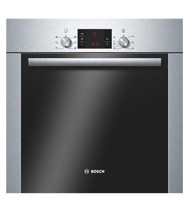 תנור אפיה בנוי בגימור נירוסטה תוצרת בוש דגם HBA23B251Y
